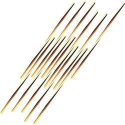 Deutschland set svjetlećih štapića crna, crvena, zlatna set od 11 kom 98699