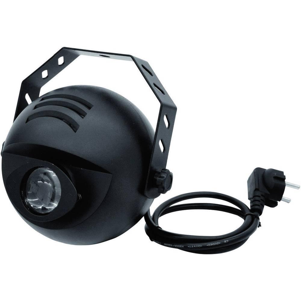 Reflektor za svetlobne učinke Eurolite LED H2O DMX-vodni efekt z 1 LED, DMX 51915360
