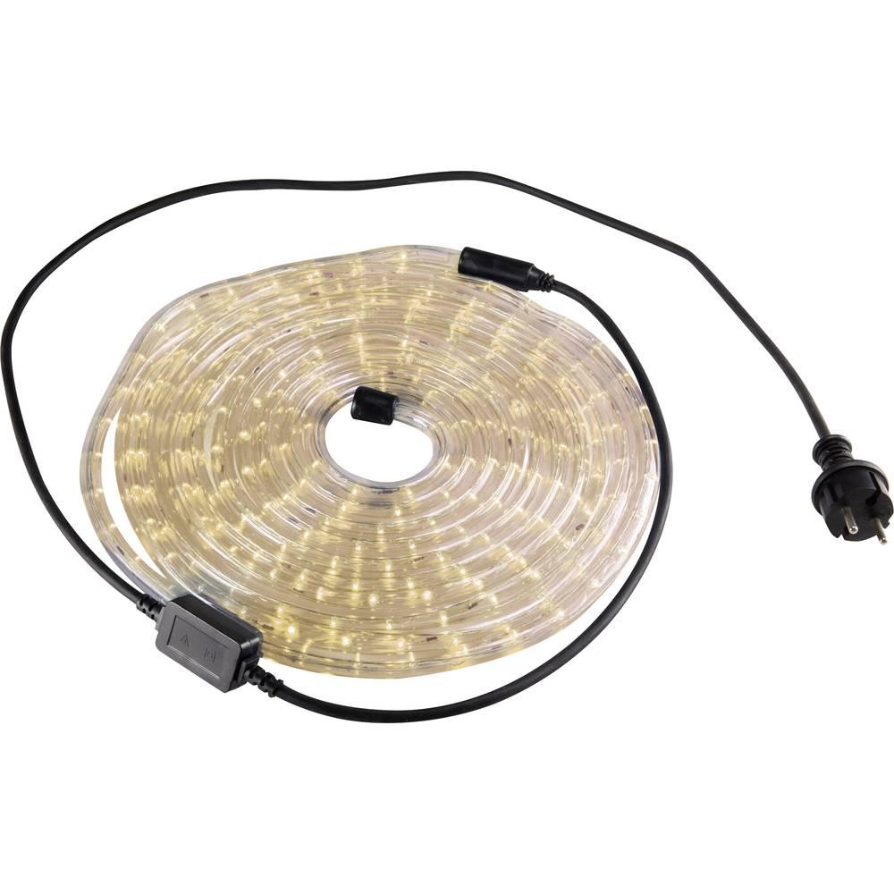 LED Ljusslang Basetech 13 mm IP44 Varmvit 6 m 1 st