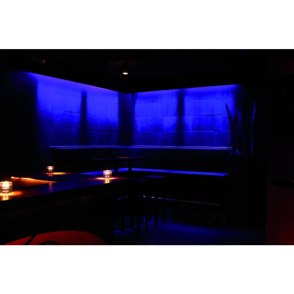 LED-letev Eurolite LED BAR-252, RGB, 10 mm, 20°, črne barve 51930420
