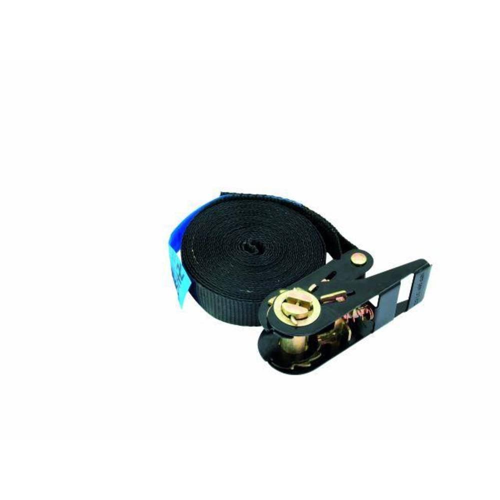 Natezna vrv z ragljo s400 5m/25mm črna