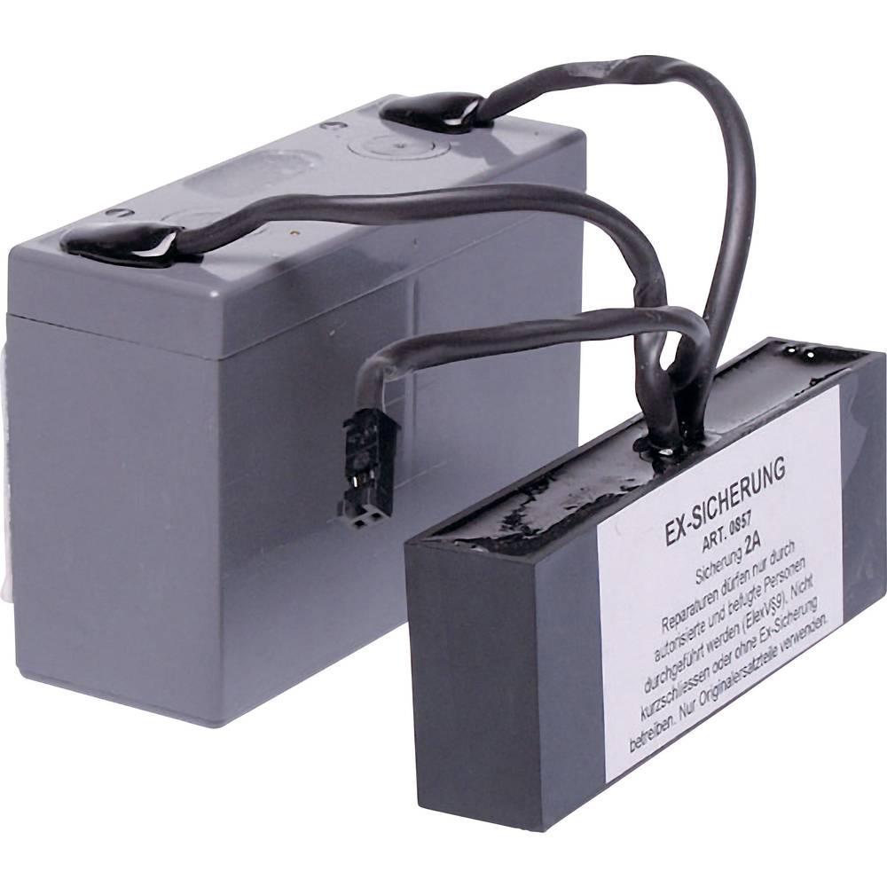 Akumulator za ročno svetilko Eisemann nadomešča orig. akumulator HS 4 4 V 3500 mAh