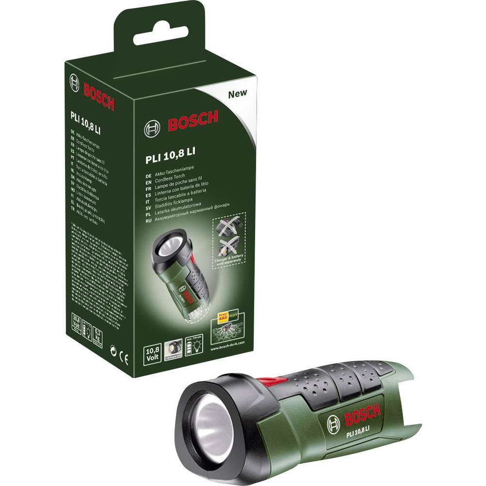 Akumulatorska radna svjetiljka Bosch PLI 10,8 LI, 06039A1000, vrijeme rada: 700 min