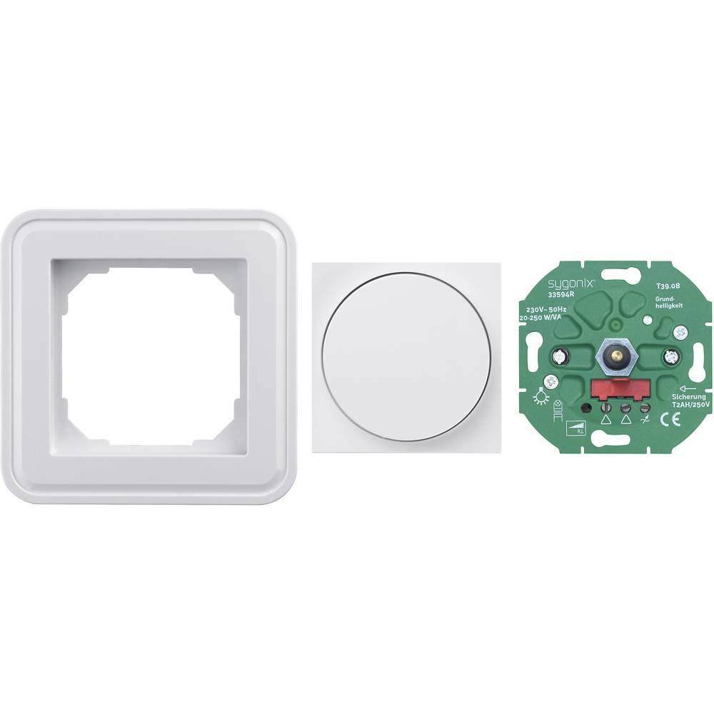 sygonix ugradni dio prigušivač svjetla SX.11 30891A