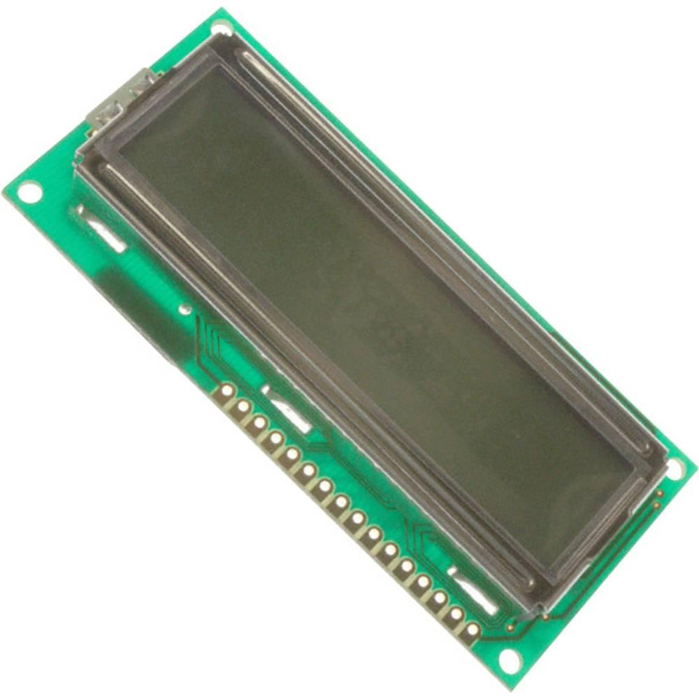LCD zaslon, zelena (Š x V x D) 36 x 12.7 x 80 mm LUMEX LCM-S01601DSF