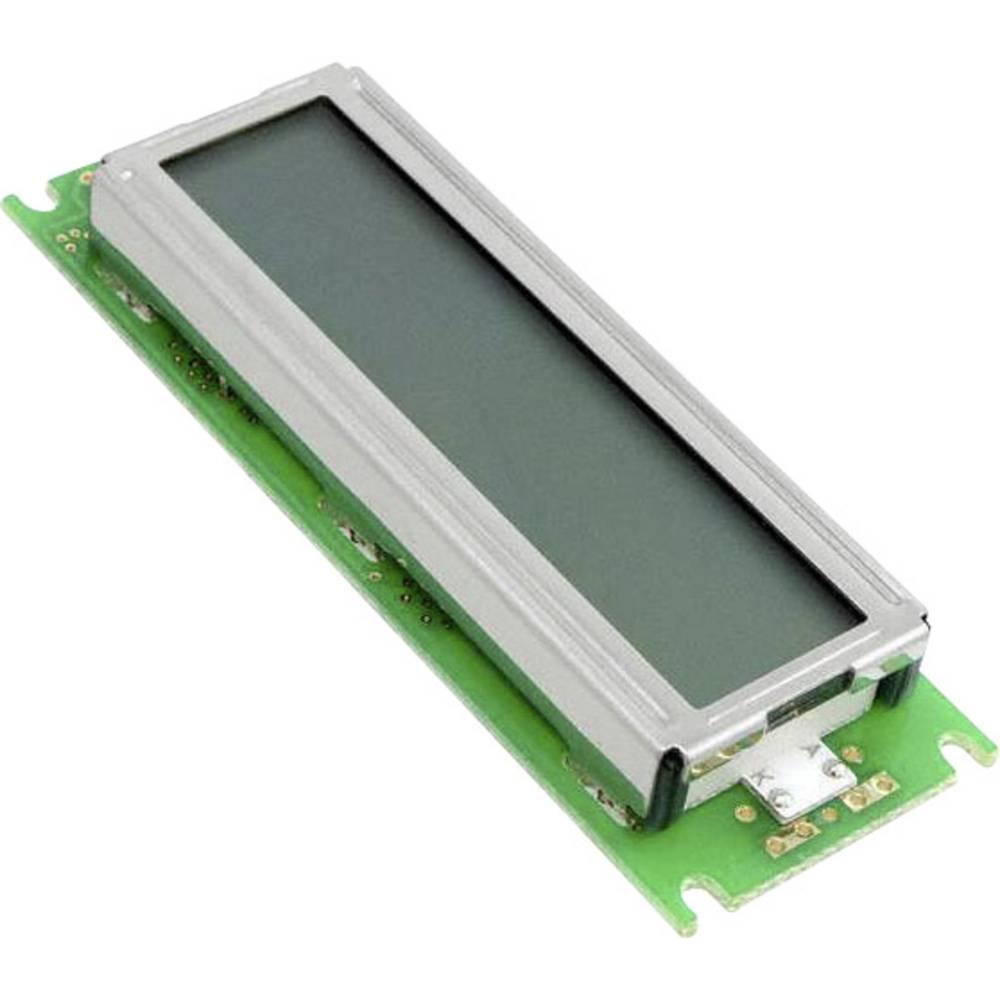 LCD zaslon, zelena (Š x V x G) 30 x 12.7 x 85 mm LUMEX LCM-S01602DSF/C
