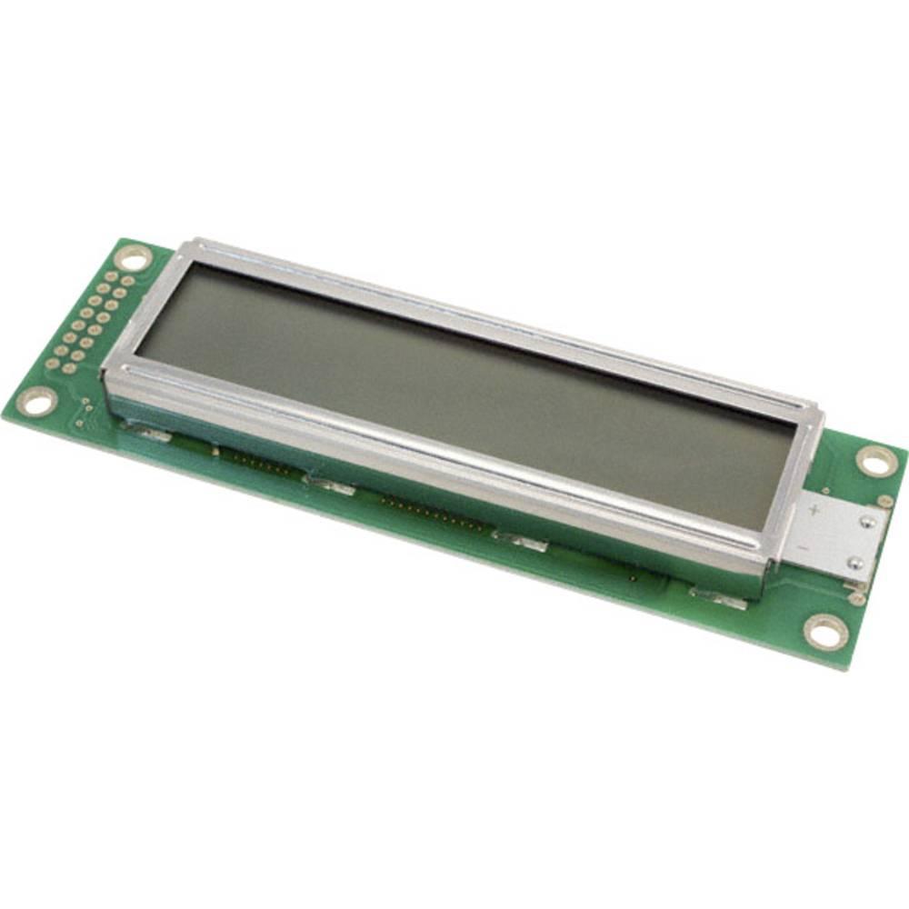 LCD zaslon, zelena (Š x V x D) 37 x 12.7 x 116 mm LUMEX LCM-S02002DSF
