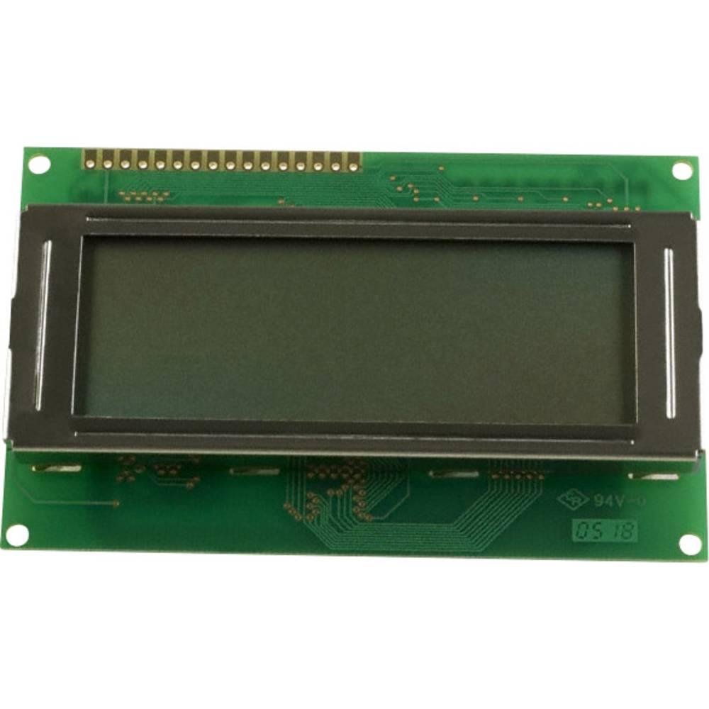 LCD zaslon, zelena (Š x V x D) 60 x 12.7 x 98 mm LUMEX LCM-S02004DSF