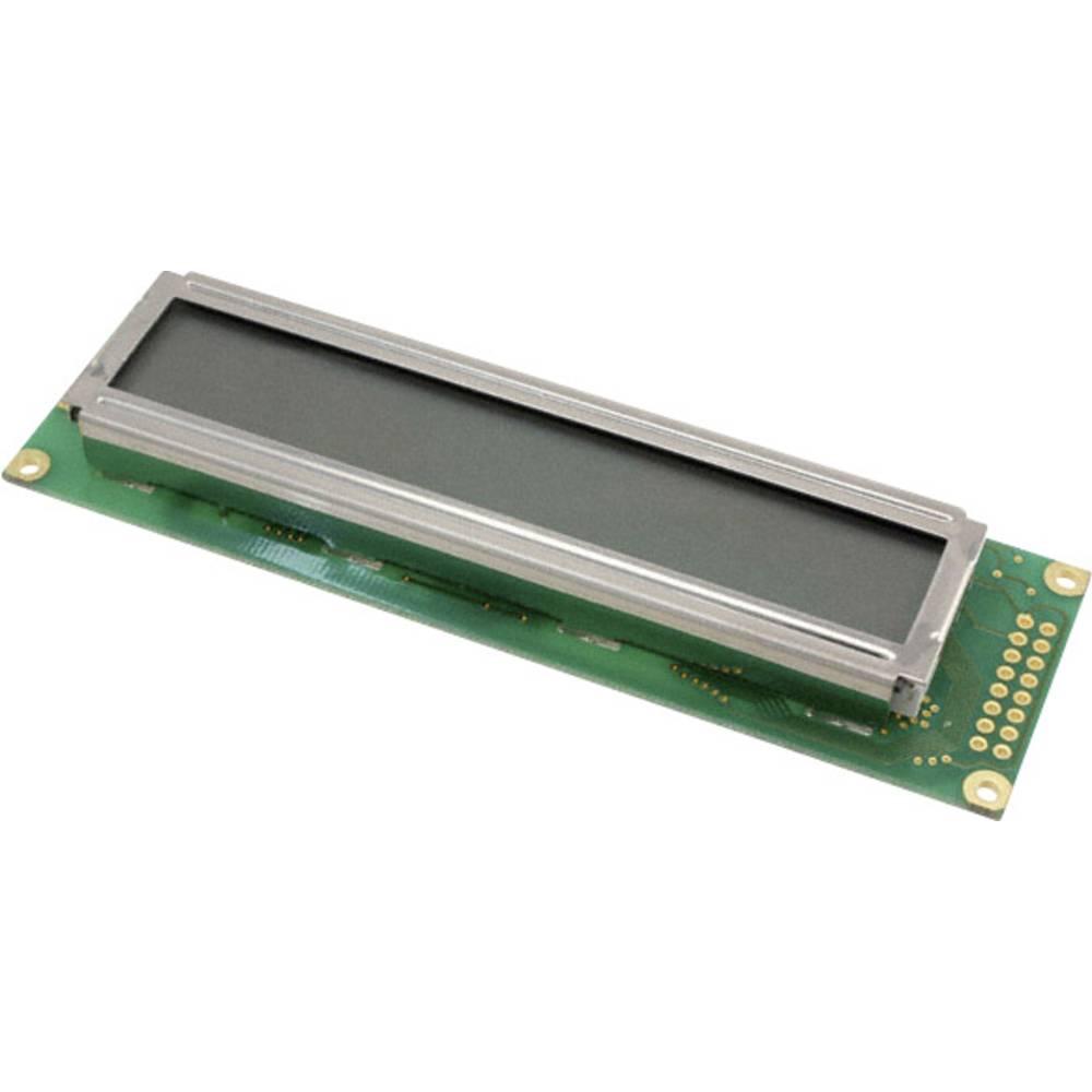 LCD zaslon, zelena (Š x V x G) 36 x 12.7 x 118 mm LUMEX LCM-S02402DSF