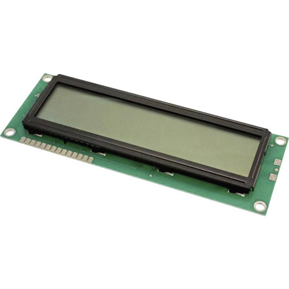 LCD zaslon, zelena (Š x V x D) 44 x 8.8 x 122 mm LUMEX LCM-S01602DSR/D
