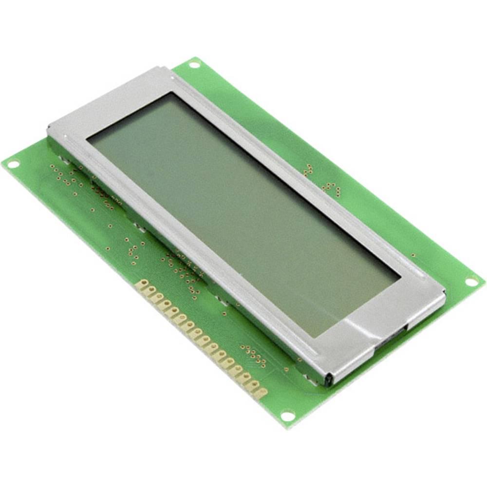LCD zaslon, zelena (Š x V x D) 60 x 8.8 x 98 mm LUMEX LCM-S02004DSR
