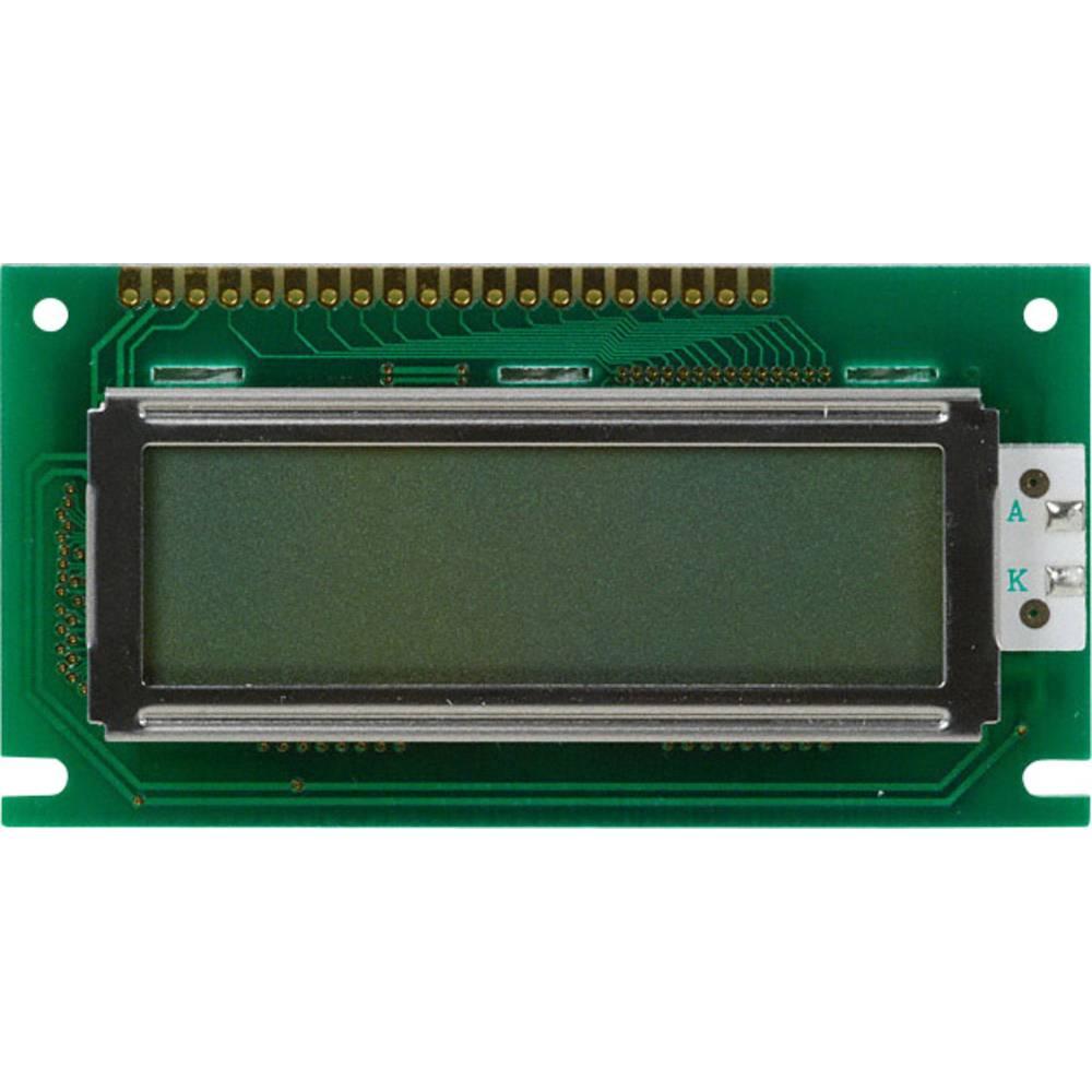 Grafični zaslon, siva, zelena 122 x 32 pikslov (Š x V x G) 44 x 12.7 x 84 mm LUMEX LCM-S12232GSF