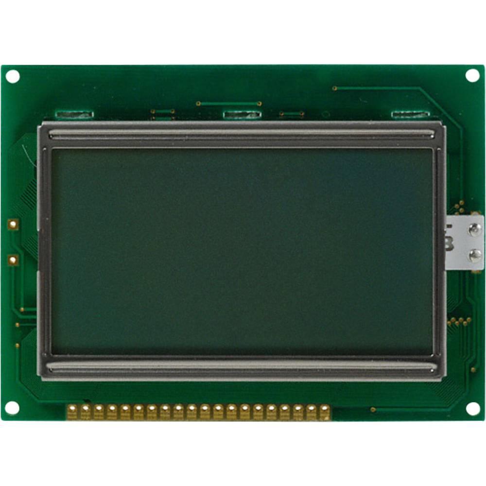 Grafik-display LUMEX LCM-S12864GSF 128 x 64 pix (B x H x T) 70 x 12.7 x 93 mm Grå Grøn