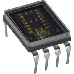 7-Segment-Anzeige (value.1317366) Broadcom 7.4 mm Rød