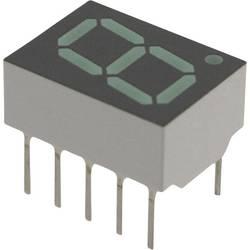 7-segmentsvisning Broadcom 10.16 mm 2.1 V Grøn