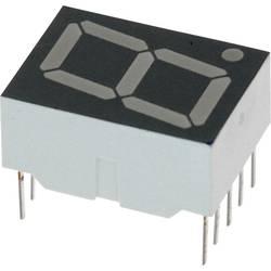 7-Segment-Anzeige (value.1317366) Broadcom 14.22 mm 1.7 V Rød