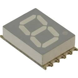 7-Segment-Anzeige (value.1317366) Broadcom 10 mm 2.95 V Hvid