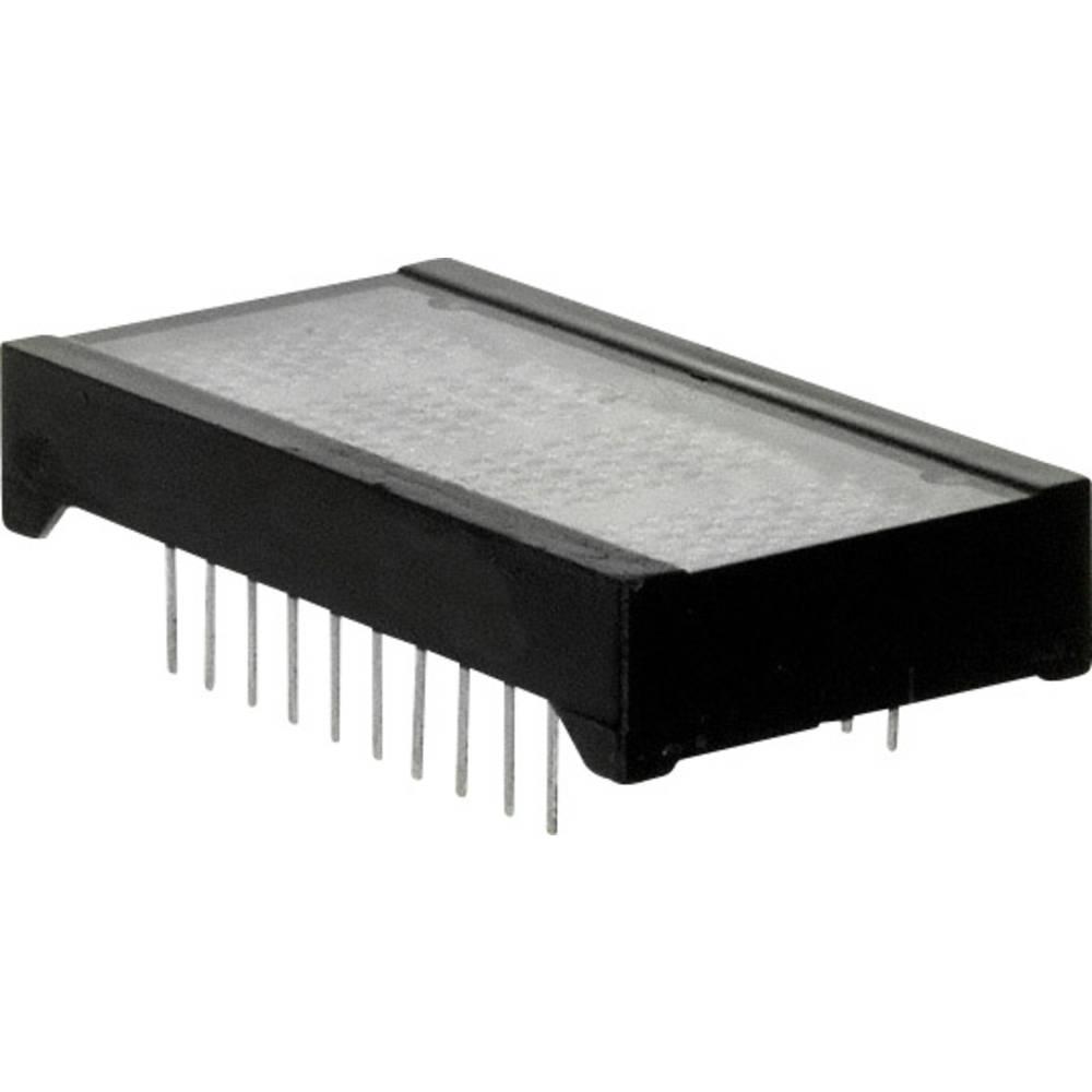 Punkt-Matrix-Anzeige (value.1317368) OSRAM PD4435 11.43 mm Rød