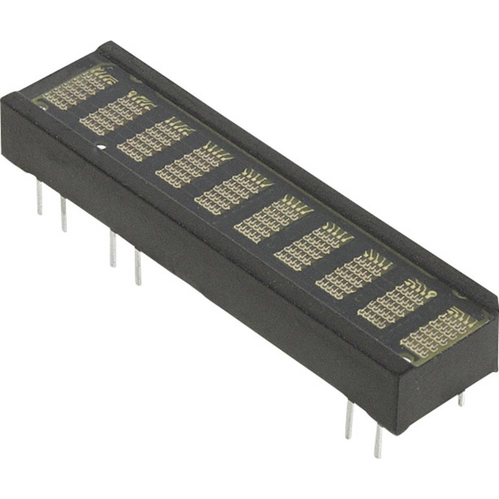 Punkt-matrix-display OSRAM SCD55102A 3.68 mm Rød