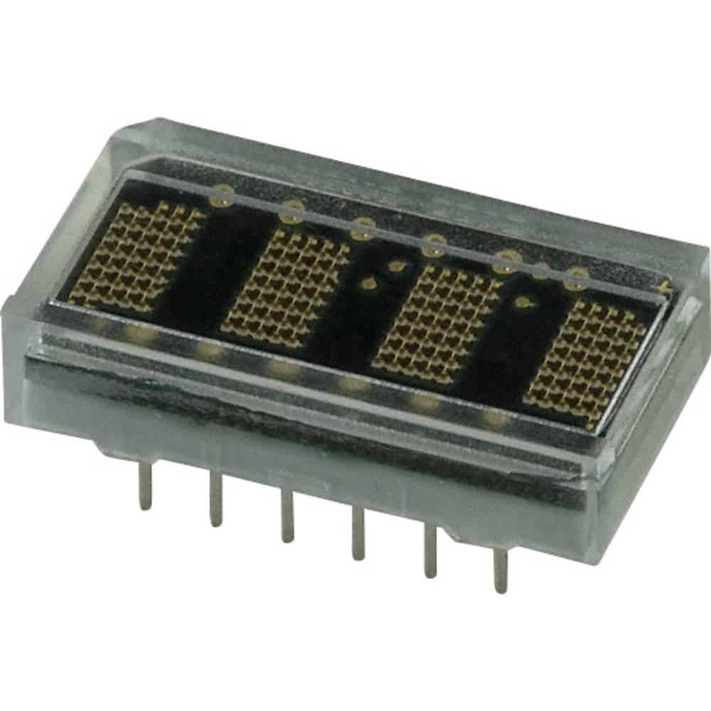 Punkt-matrix-display Broadcom 4.57 mm Grøn
