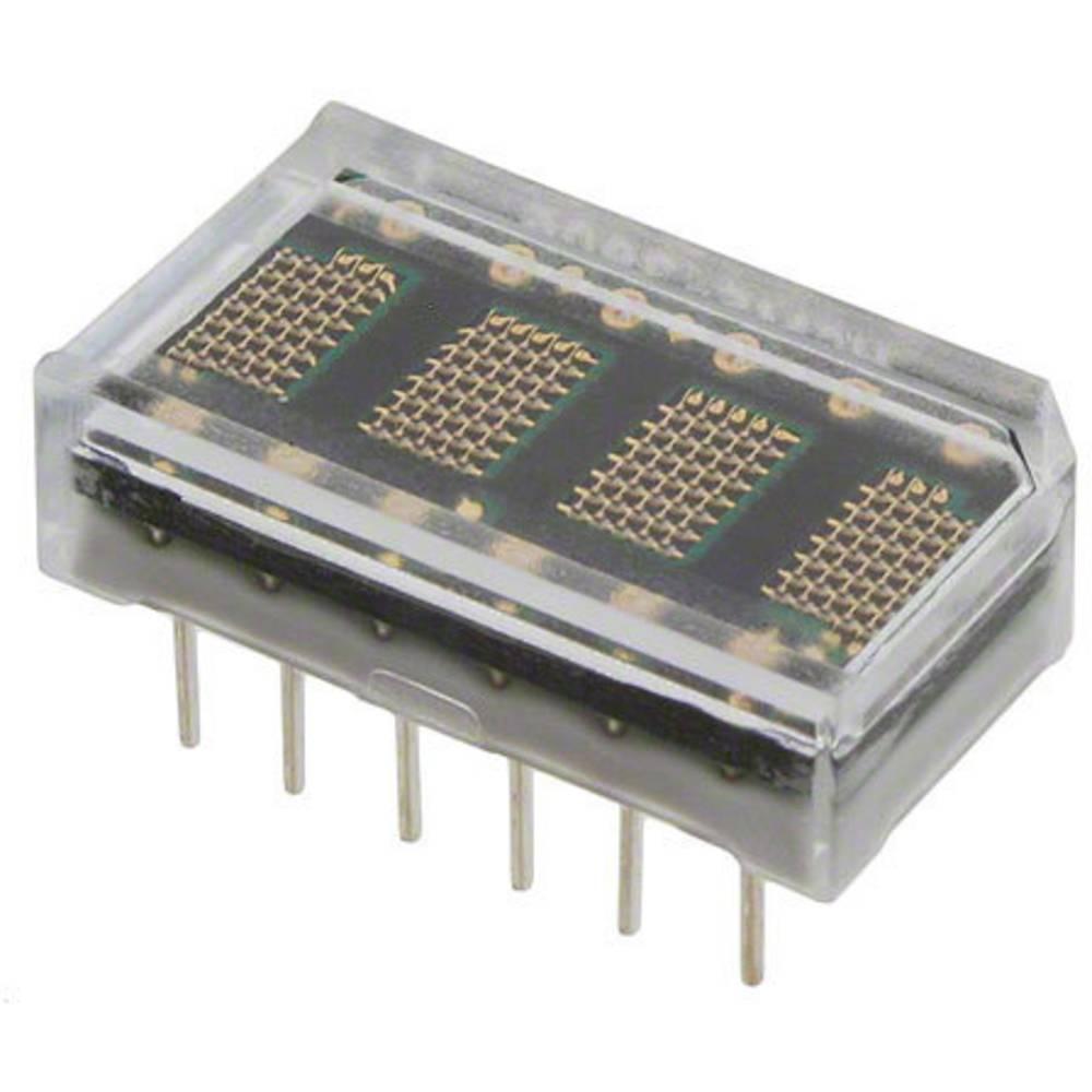 Punkt-Matrix-Anzeige (value.1317368) Broadcom 3.71 mm Grøn