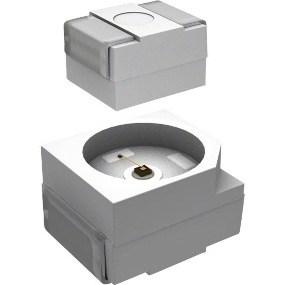 SMD-LED (value.1317393) Everlight Opto QTLP670C7TR PLCC2 40 mcd 120 ° Rød