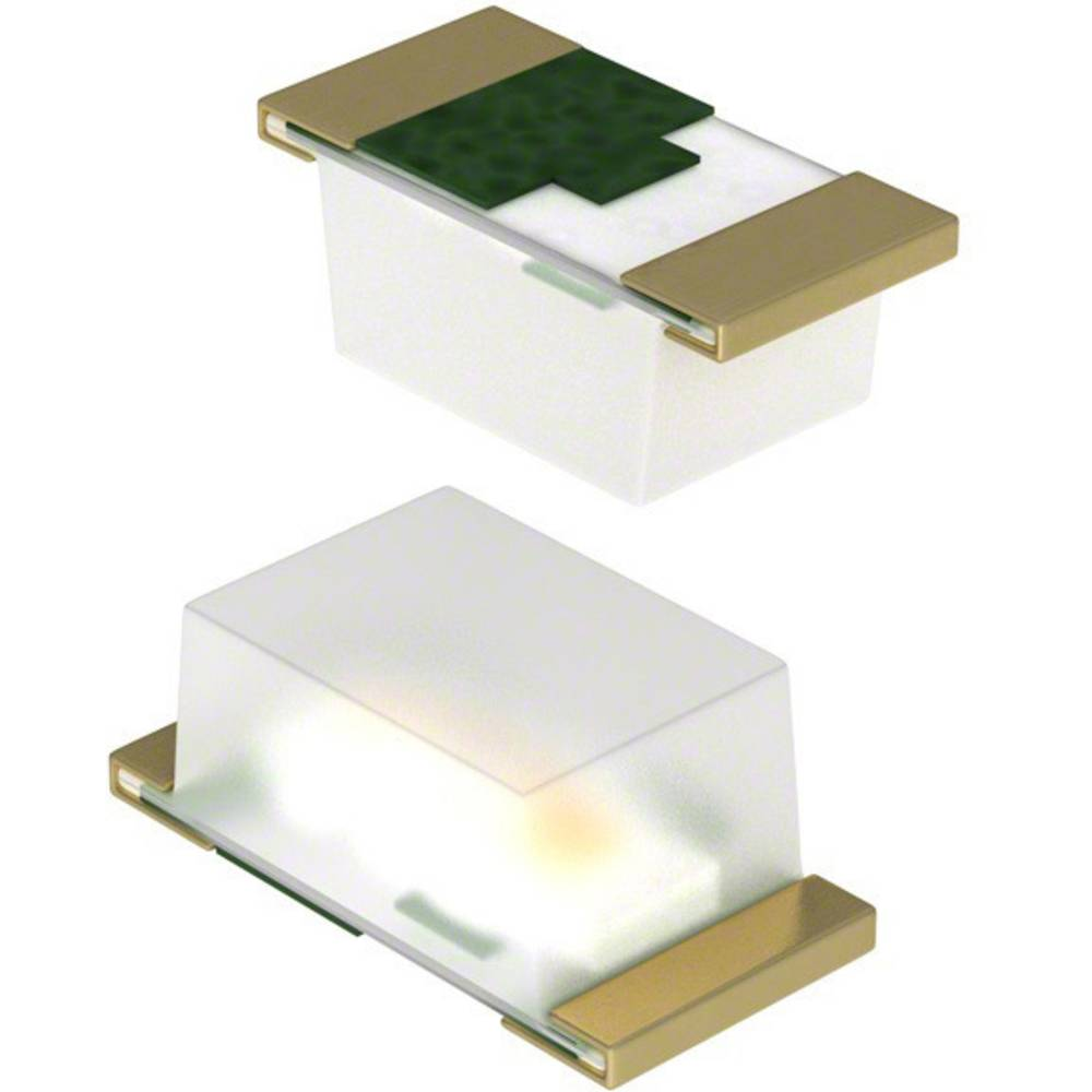 SMD-LED (value.1317393) Everlight Opto QTLP601CEBTR 1608 17 mcd 120 ° Blå