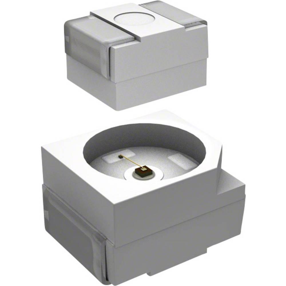 SMD LED Everlight Opto QTLP670C4TR PLCC2 25 mcd 120 ° Grøn