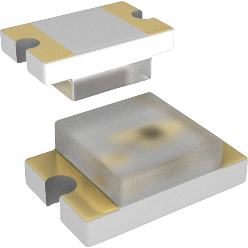 SMD-LED (value.1317393) Everlight Opto QTLP630C4TR 2012 10 mcd 140 ° Grøn