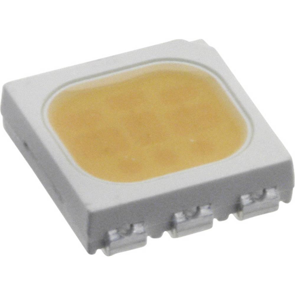 SMD-LED (value.1317393) Everlight Opto 61-238/KK2C-S30306F4GB2/ET PLCC6 5900 mcd 120 ° Varm hvid