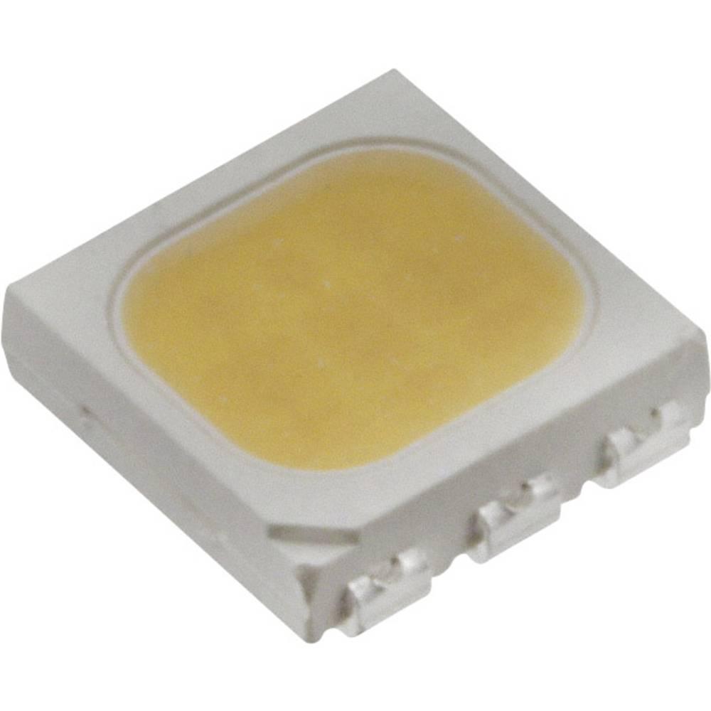SMD-LED (value.1317393) Everlight Opto 61-238/LK2C-B50638F6GB2/ET PLCC6 6100 mcd 120 ° Kølig hvid