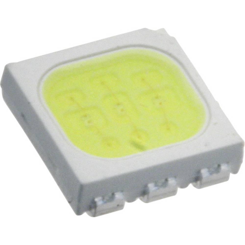 SMD-LED (value.1317393) Everlight Opto 61-238/LK2C-B56706F4GB2/ET PLCC6 5900 mcd 120 ° Kølig hvid