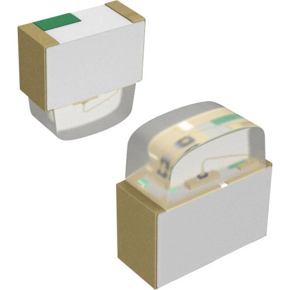 SMD LED Dialight 597-2033-507F 0605 63 mcd 135 ° Rød
