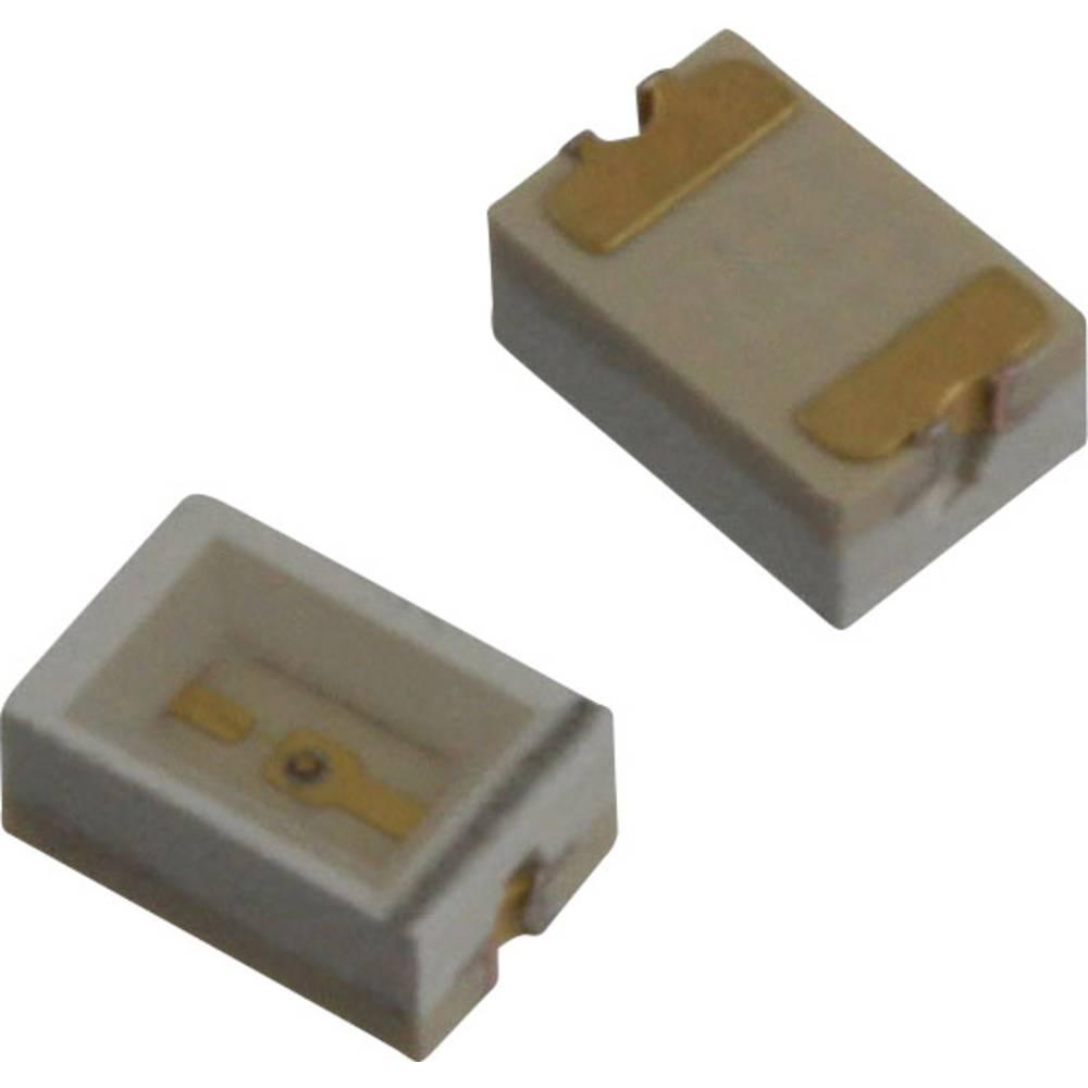 SMD LED Dialight 597-3402 -507F 3020 160 mcd 110 ° Gul