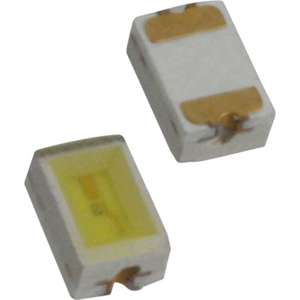 SMD-LED (value.1317393) Dialight 597-3902-507F 3020 900 mcd 110 ° Kølig hvid