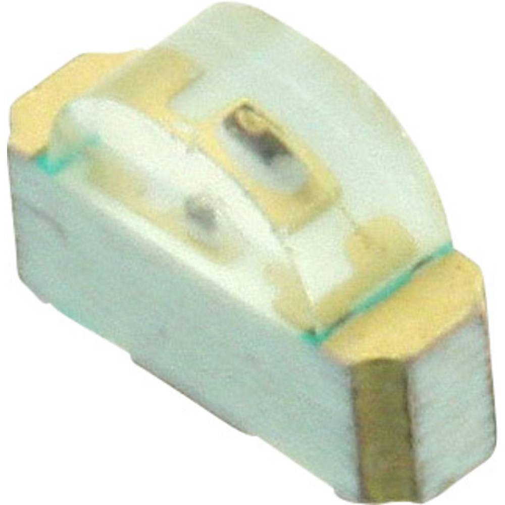 SMD-LED (value.1317393) Dialight 597-2501-607F 1208 50 mcd 130 ° Grøn