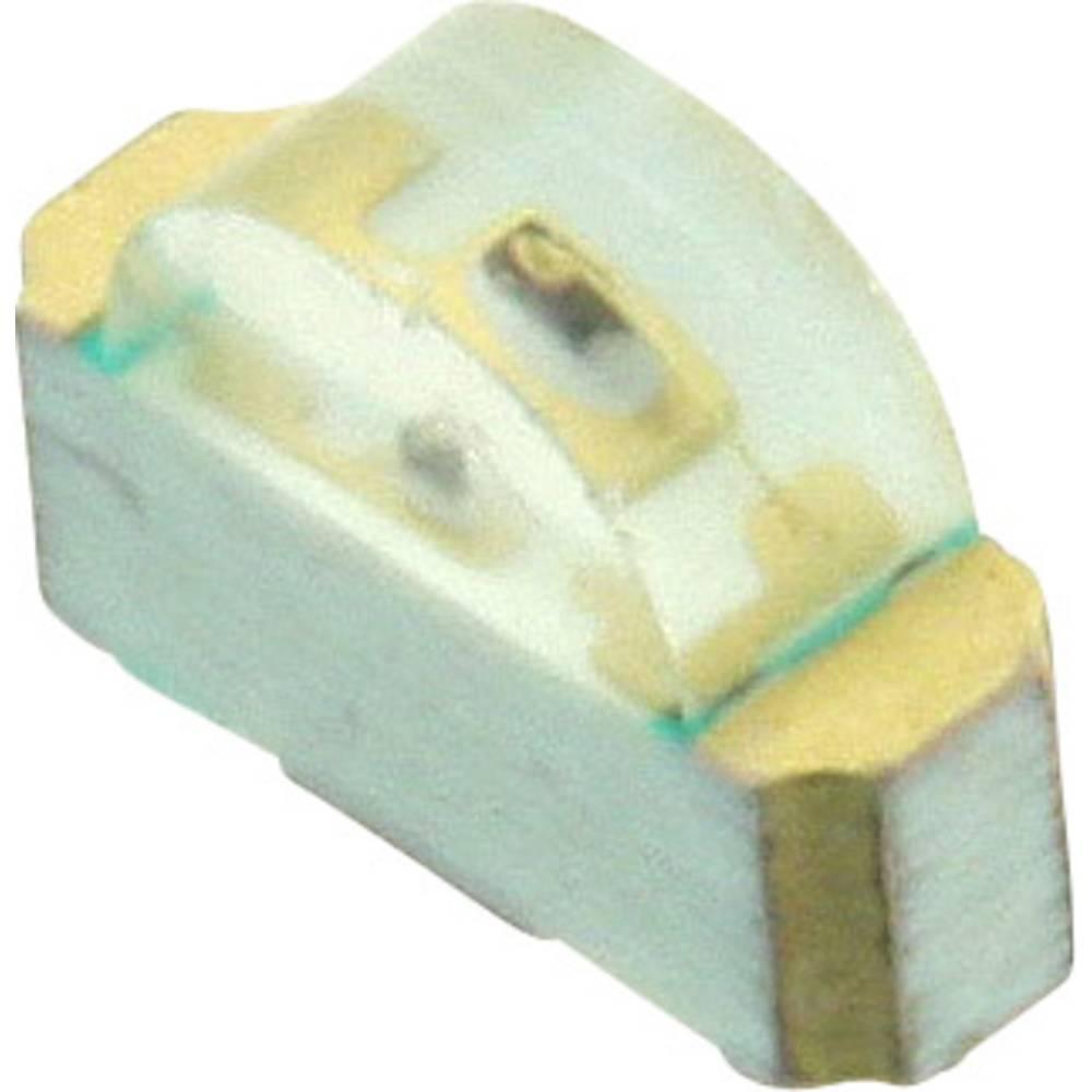 SMD LED Dialight 597-2601-607F 1208 195 mcd 130 ° Grøn