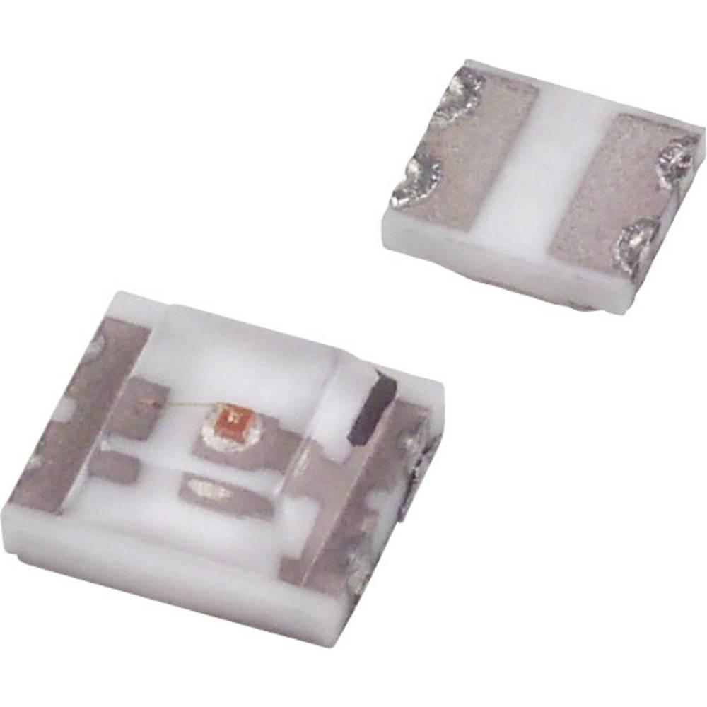SMD LED Dialight 597-3301 -102F 1210 12 mcd 170 ° Grøn