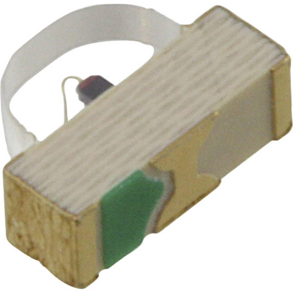 SMD-LED (value.1317393) Dialight 597-2111 -407F 1208 12.4 mcd 130 ° Rød