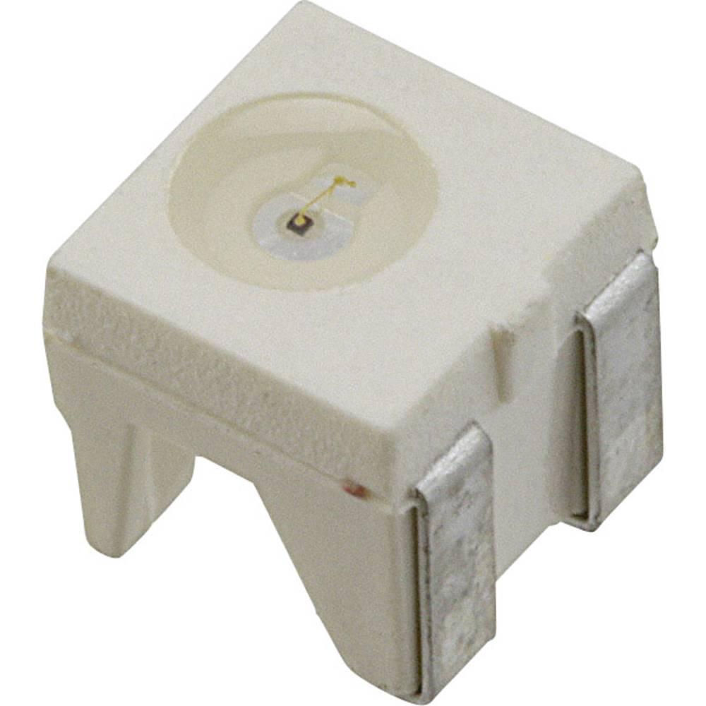 SMD-LED (value.1317393) Dialight 597-2401 -213F SMD-2 70 mcd 120 ° Gul