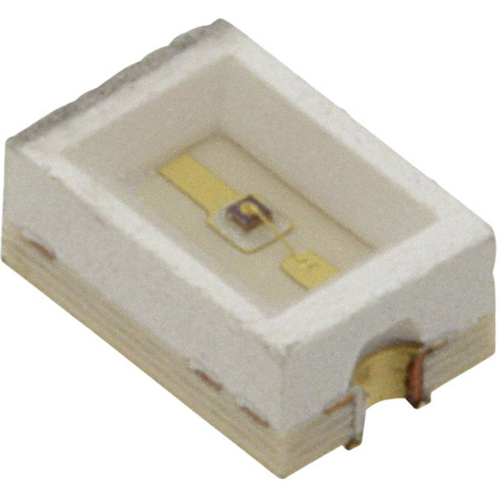 SMD-LED (value.1317393) Dialight 597-3021 -507F 3020 6.3 mcd 110 ° Rød