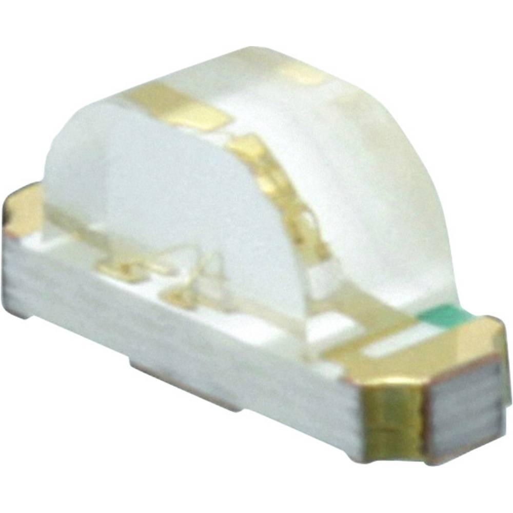 SMD LED Dialight 598-8391 -117F 1208 140 mcd 160 ° Blå