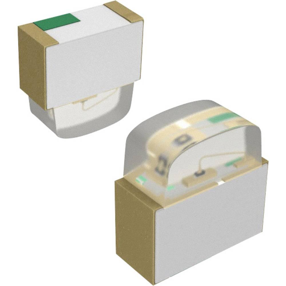 SMD-LED (value.1317393) Dialight 597-2033 -502F 0605 63 mcd 135 ° Rød