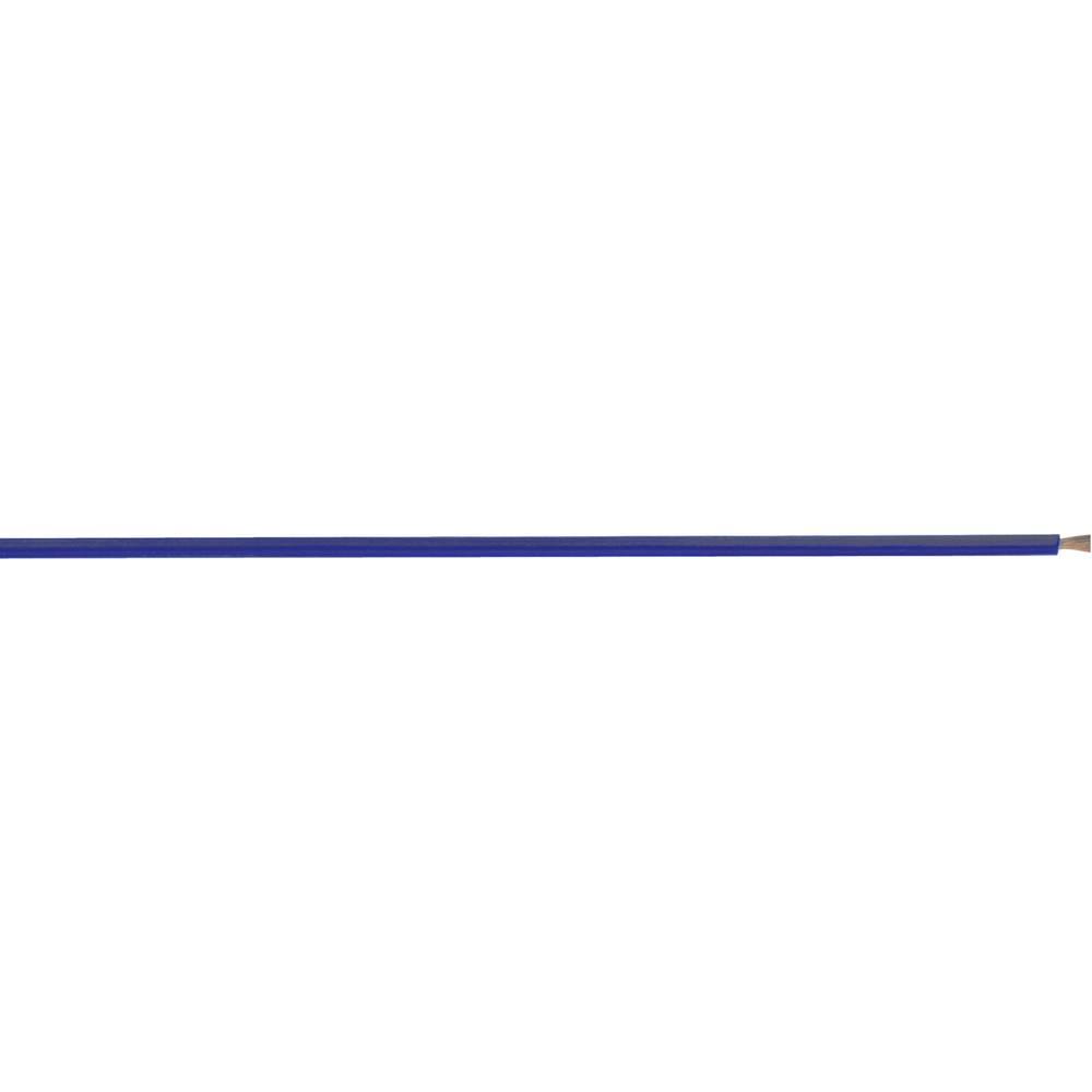 Merilni vodnik LiFY 1 x 2.50 mm modre barve LappKabel 4560054S meterski