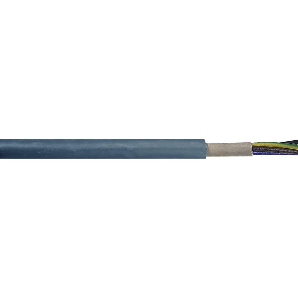 Podzemni kabel NYY-J 5 x 4 mm crne boje LappKabel 15500263 roba na metre