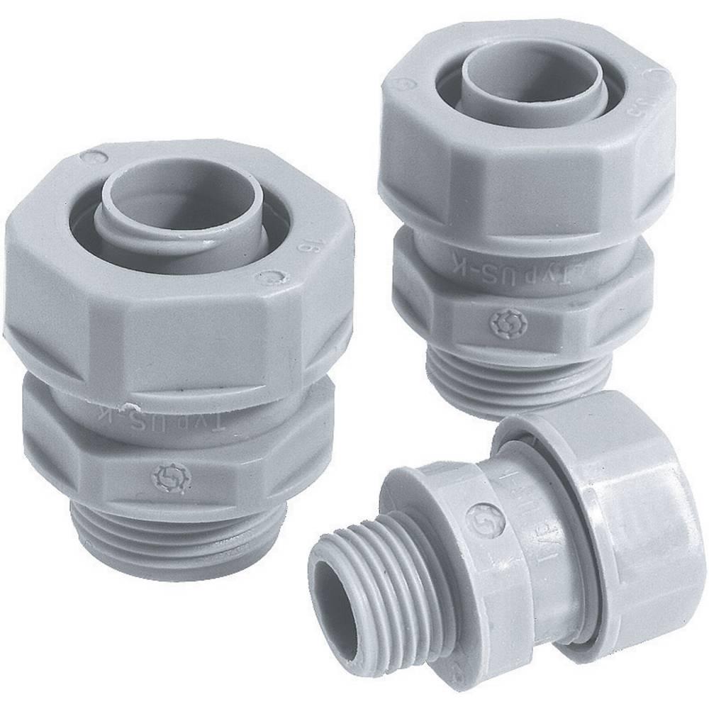 SILVYN® cevna uvodnica USK-M ravna SILVYN® USK-M 25x1,5 LappKabel vsebuje: 1 kos
