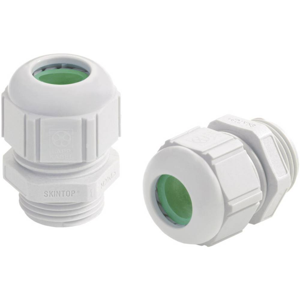 Kabelska uvodnica M20 poliamid, svetlo sive barve (RAL 7035) LappKabel SKINTOP® ST-HF-M 20 x 1.5 1 kos