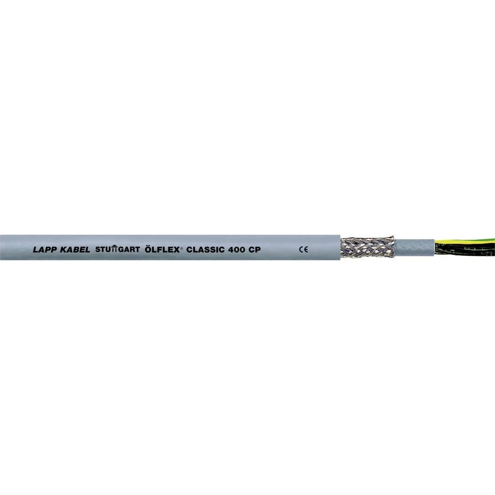 Krmilni kabel ÖLFLEX® CLASSIC 400 CP 5 G 0.75 mm sive barve LappKabel 1313105 meterski