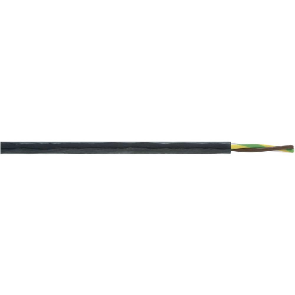 Visokotemperaturni vodnik ÖLFLEX® HEAT 260 MC 3 G 2.5 mm črne barve LappKabel 0091320 meterski