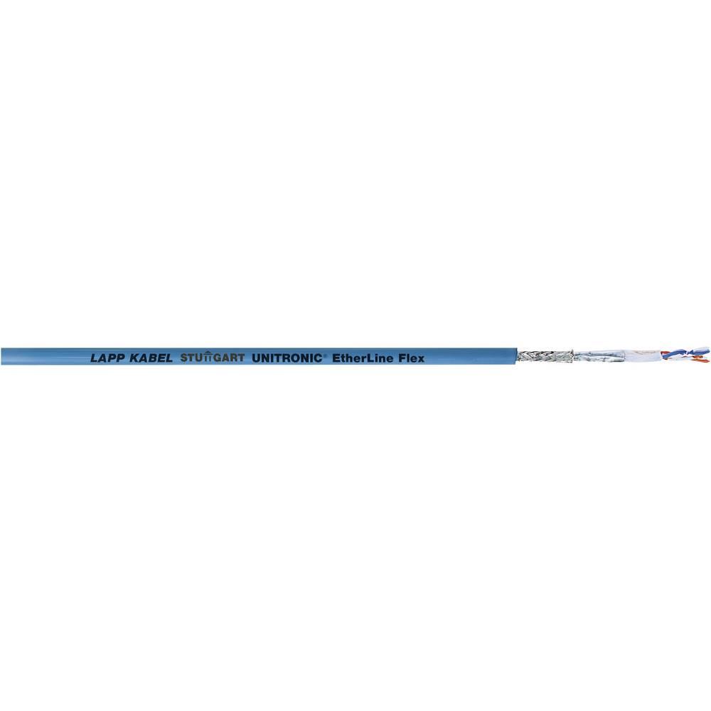 Omrežni kabel CAT 5e SF/UTP 2 x 2 x 0.12 mm modre barve LappKabel 2170283 300 m